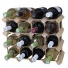 Adega de Madeira para 16 garrafas