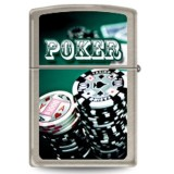 Isqueiro Star Poker Fichas